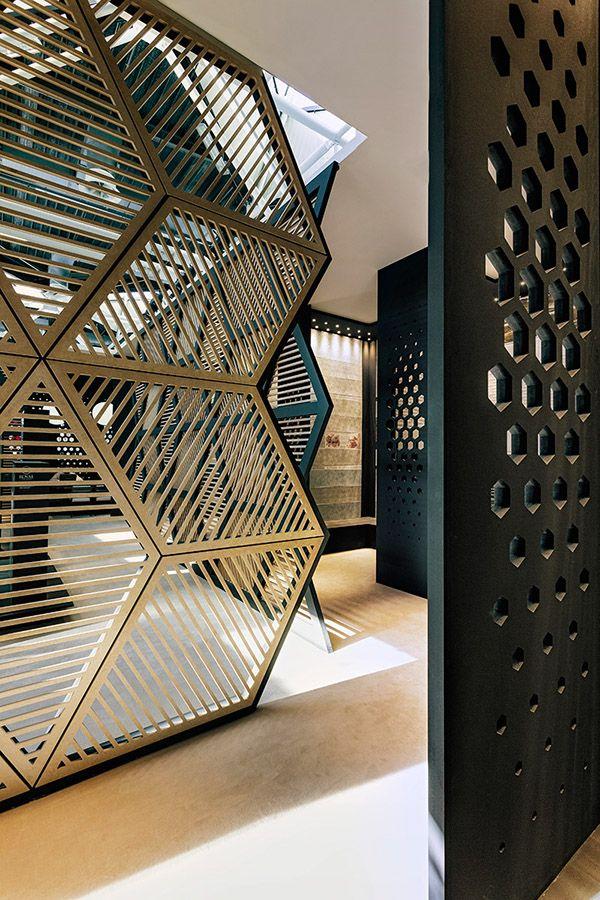 Idées de séparation géométrique