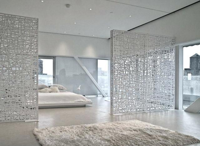 Cloison amovible - Séparateur de pièce design - Deco Smart